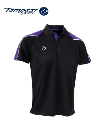Tempest CK Black Purple Playing Shirt