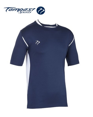 Tempest CK Navy White Training Shirt