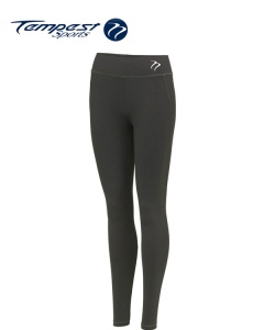 Tempest Charcoal Women's Leggings