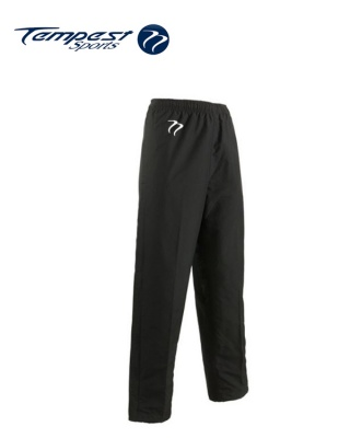 Tempest CK Black Tracksuit Bottoms