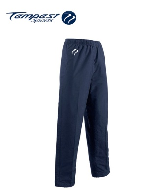Tempest CK Navy Tracksuit Bottoms