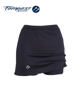Sets of 10 Tempest Classic Women's Dark Navy Lycra Skort