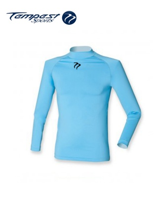 Umpires Sky Blue Baselayer