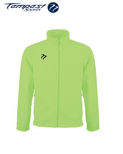 Umpires Light Green Micro Fleece Top
