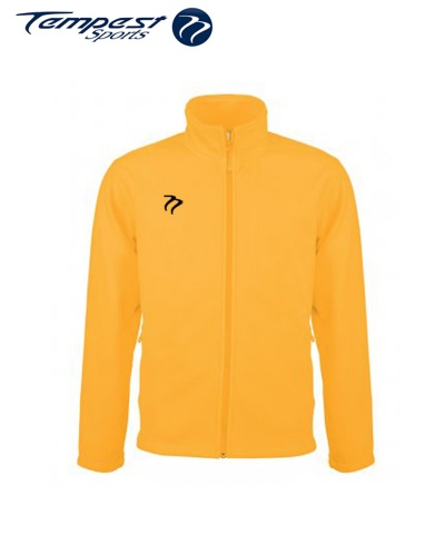 Umpires Yellow Micro Fleece Top