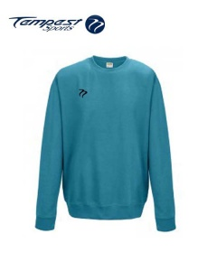 Umpires Light Blue Sweatshirt