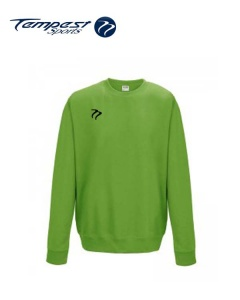 Umpires Lime Green Sweatshirt