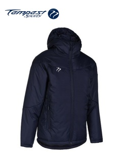 Tempest Thermal Heavy Navy Match Jacket