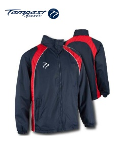 Tempest 'CK' Navy Red Splash Jacket