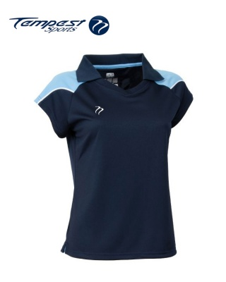 Tempest CK Womens Navy Sky Playing Shirt