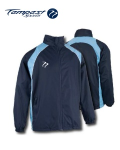 Tempest 'CK' Navy Sky Splash Jacket