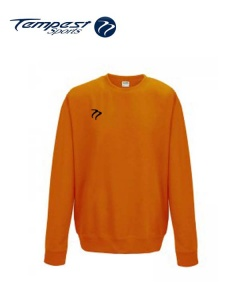 Umpires Orange Sweatshirt