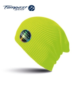 Umpires Light Green Beanie Hat