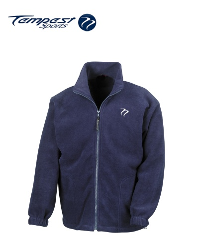 Tempest Heavy Polar Fleece Navy