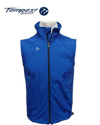 Tempest Royal Soft Shell Gilet