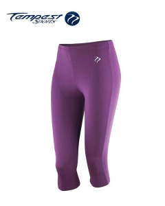 Tempest Grape Women's Capri Pant