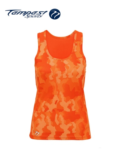 Tempest Tour Orange Womens Vest