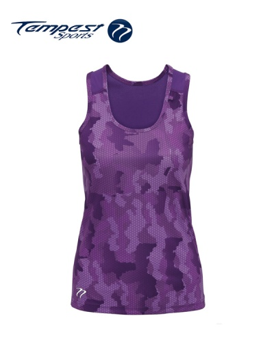 Tempest Tour Purple Womens Vest