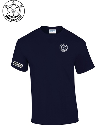 WCKUK Navy Junior T-Shirt