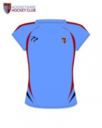 Addiscombe Womens Home Playing Shirt