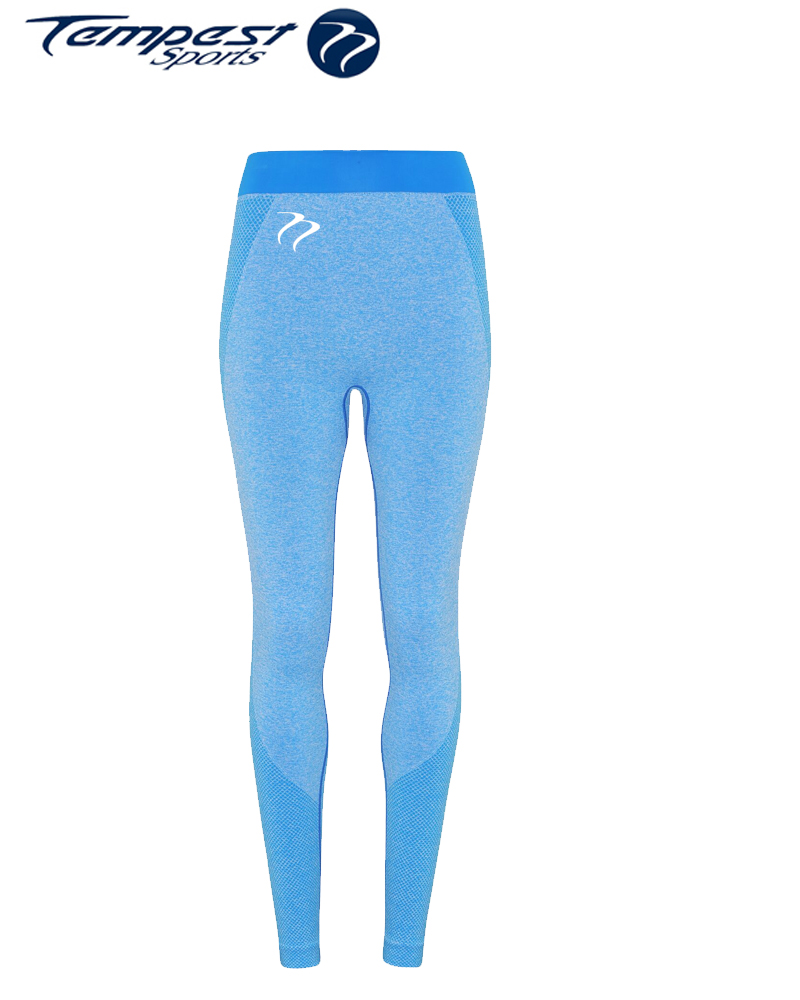 Tempest Women's performance Sapphire Seamless leggings