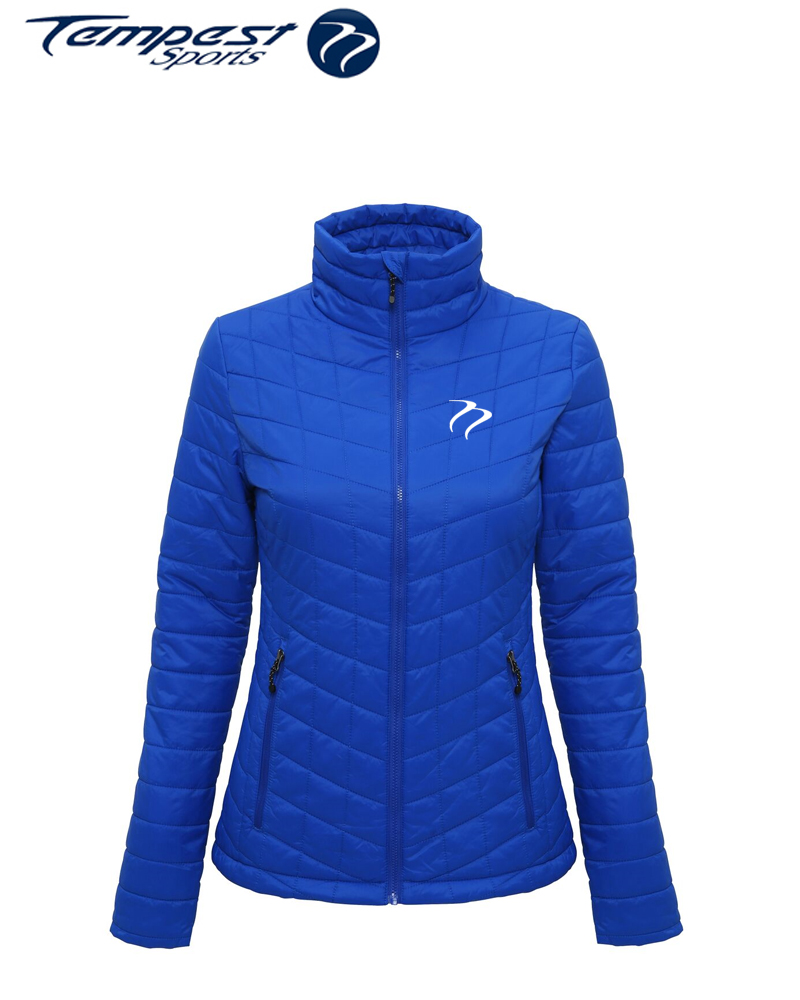 Tempest Ultra-Light Womens Royal Thermo Jacket