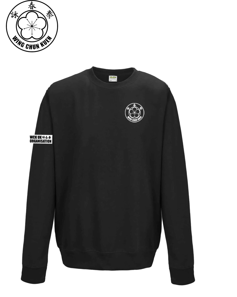 WCKUK Black Sweatshirt