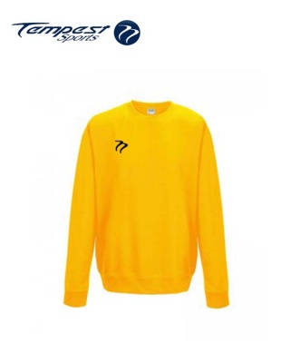 Umpires Yellow Sweatshirt